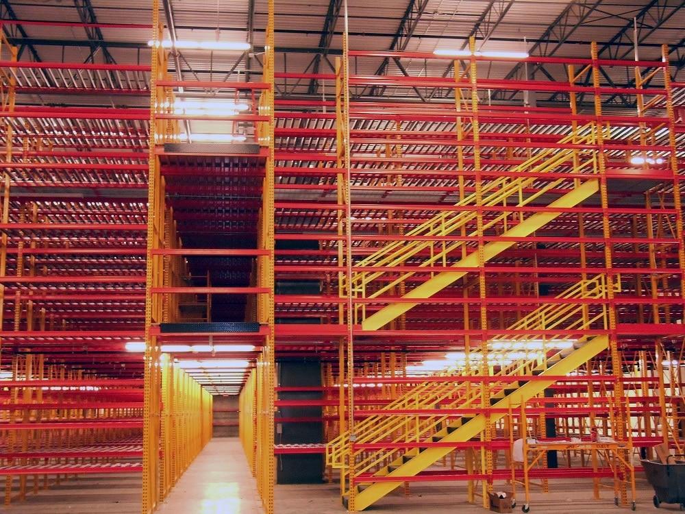 rack system integration