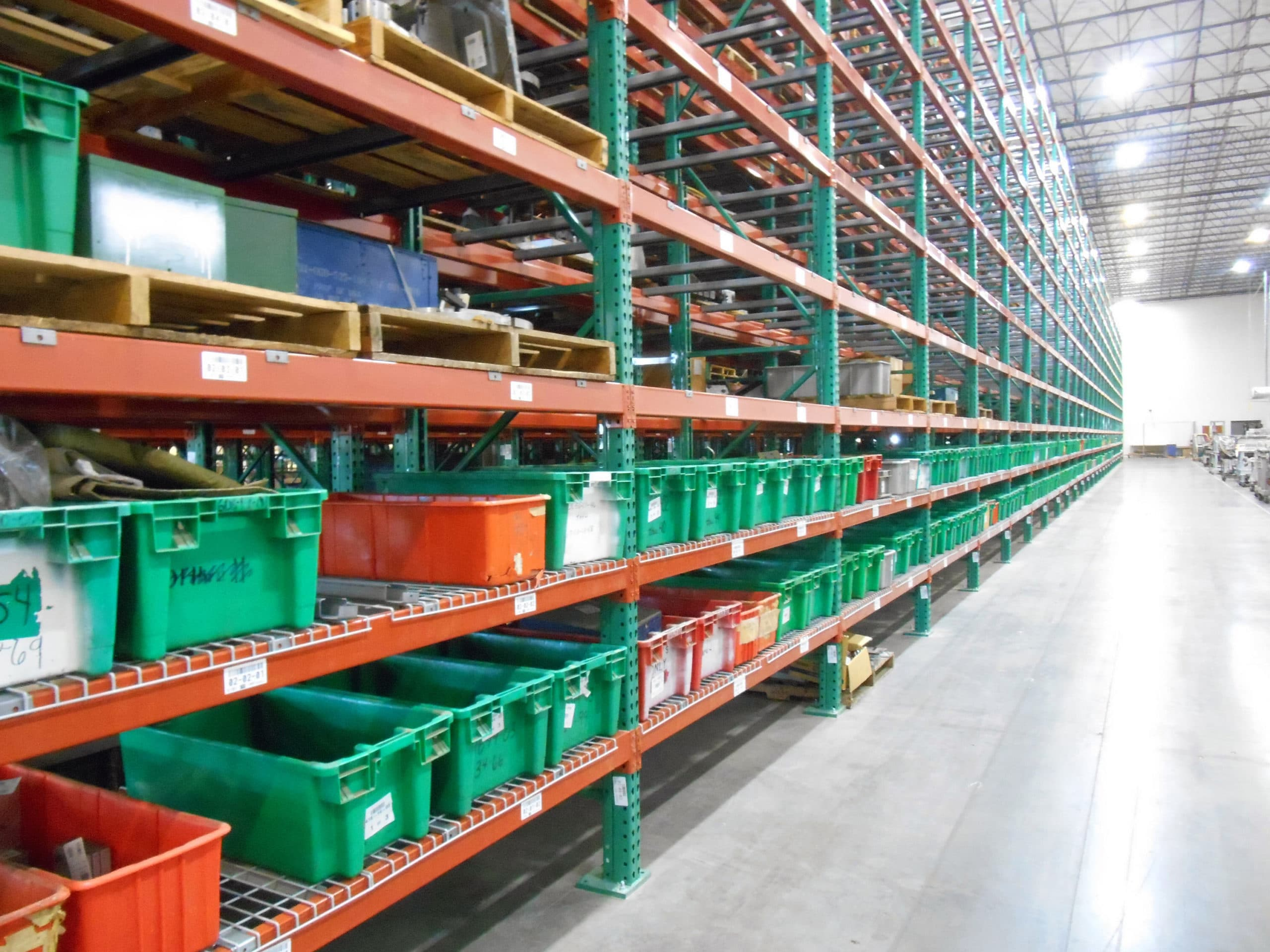 Pallet Racking Types Reb Storage Systems