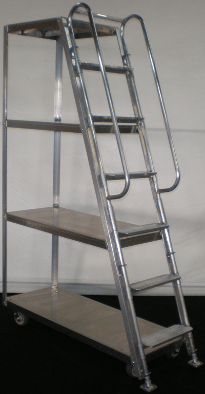 Purchase First Rate Ladders For Your Warehouse Needs Reb