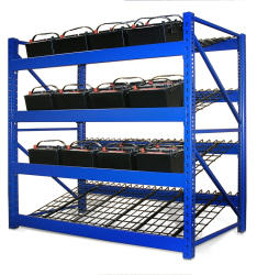 Car Garage For Sale >> Automotive Garage Supply Storage & Racking Systems | REB Storage