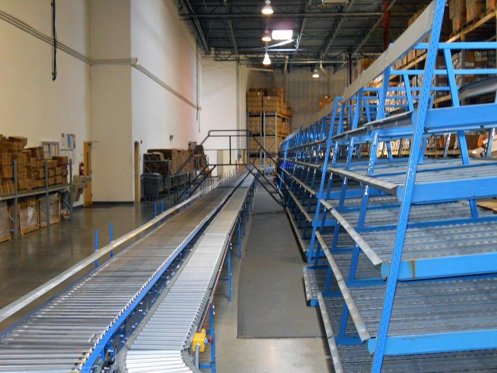 Conveyor main page photo