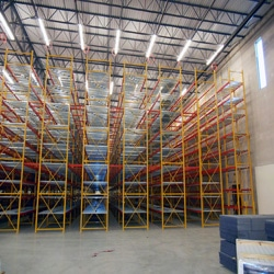 Rack Supported Mezzanine1