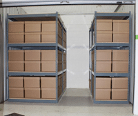 Self Storage Facility Image
