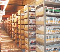 Healthcare File Storage