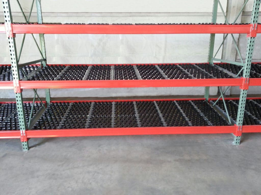 Complete rack system products and services