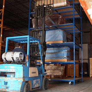 Moving Storage Equipment