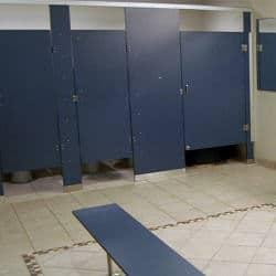 division 10 toilet partitions