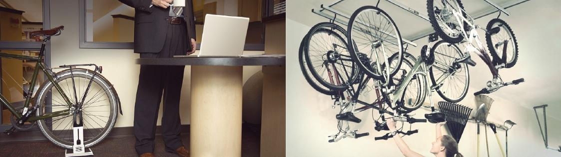 Bike racks top photo