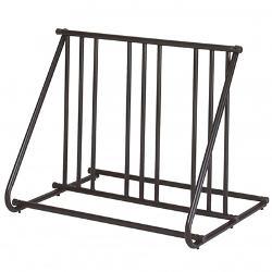 freestanding bike rack