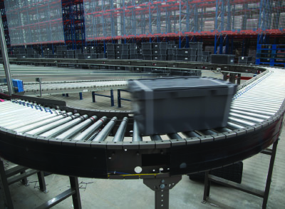 Motorized or Chain Conveyors
