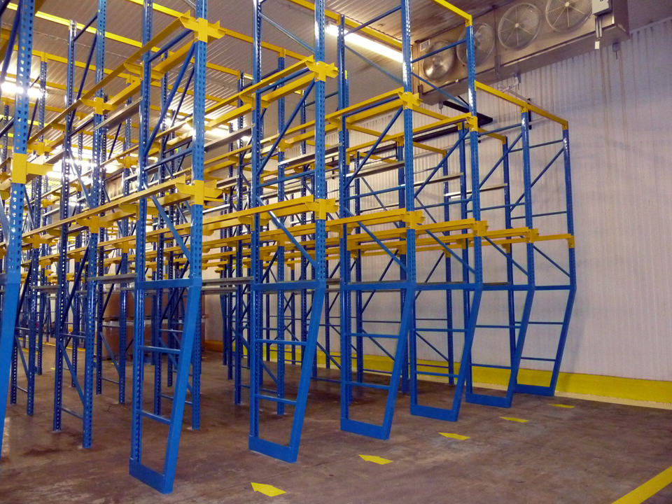 Fifo Rack Systems Reb Storage Systems