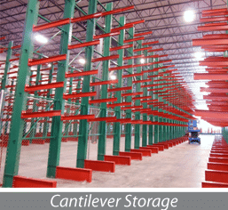 Cantilever Storage