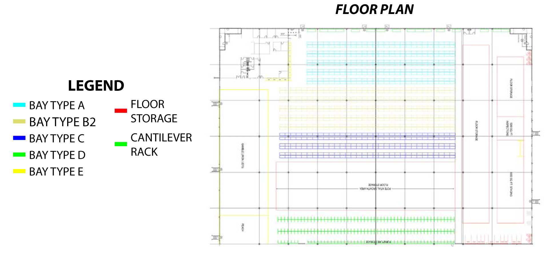New Floor Plan Layout