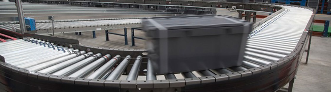 Transportation conveyor top photo