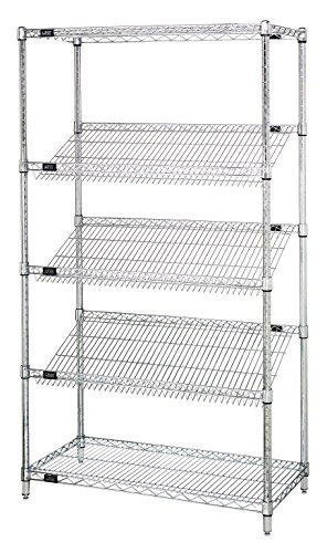 Gravity Flow Shelving