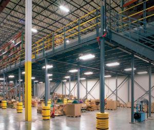 Free Standing Warehouse Mezzanine