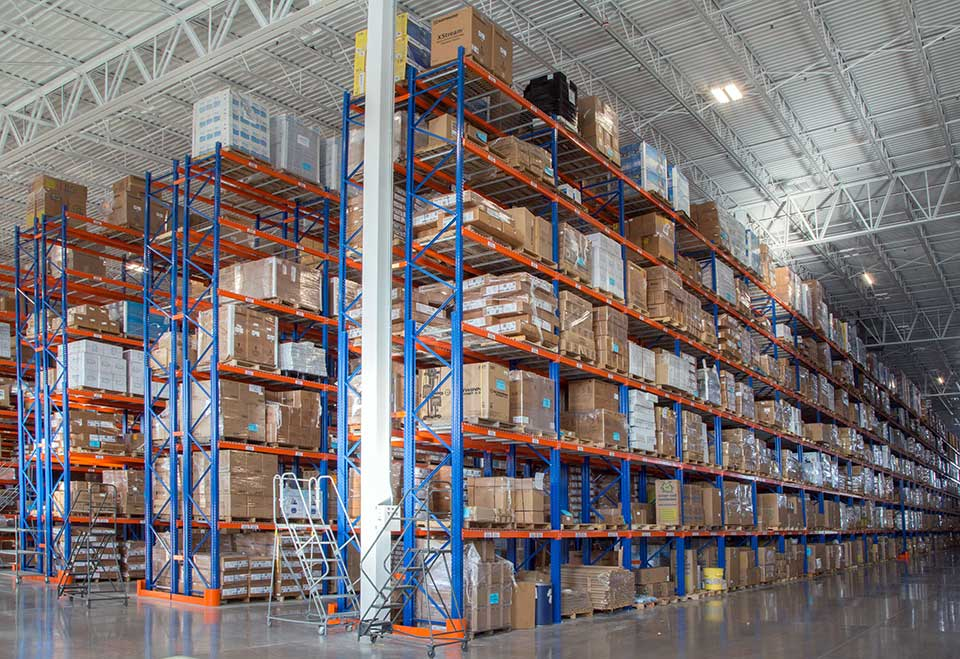 Warehouse Storage Solutions Racking