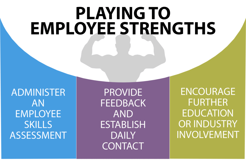 Playing to Employee Strengths