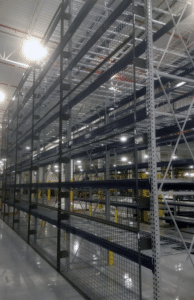 Selective Rack Vertical Storage