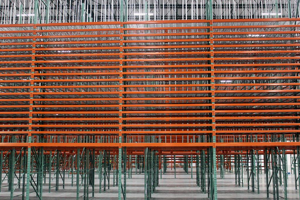 Non-Standard Pallet Rack Configurations
