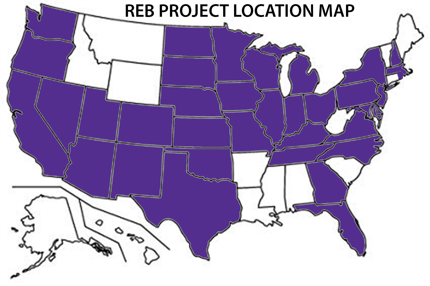 Stocking Location Map