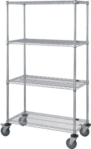 Wire Warehouse Picking Cart