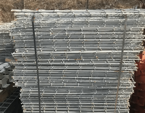 Used Wire Deck 48X58