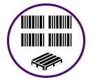 crane based unit load as_rs system is ideal for high number of skus and low number of pallets per sku